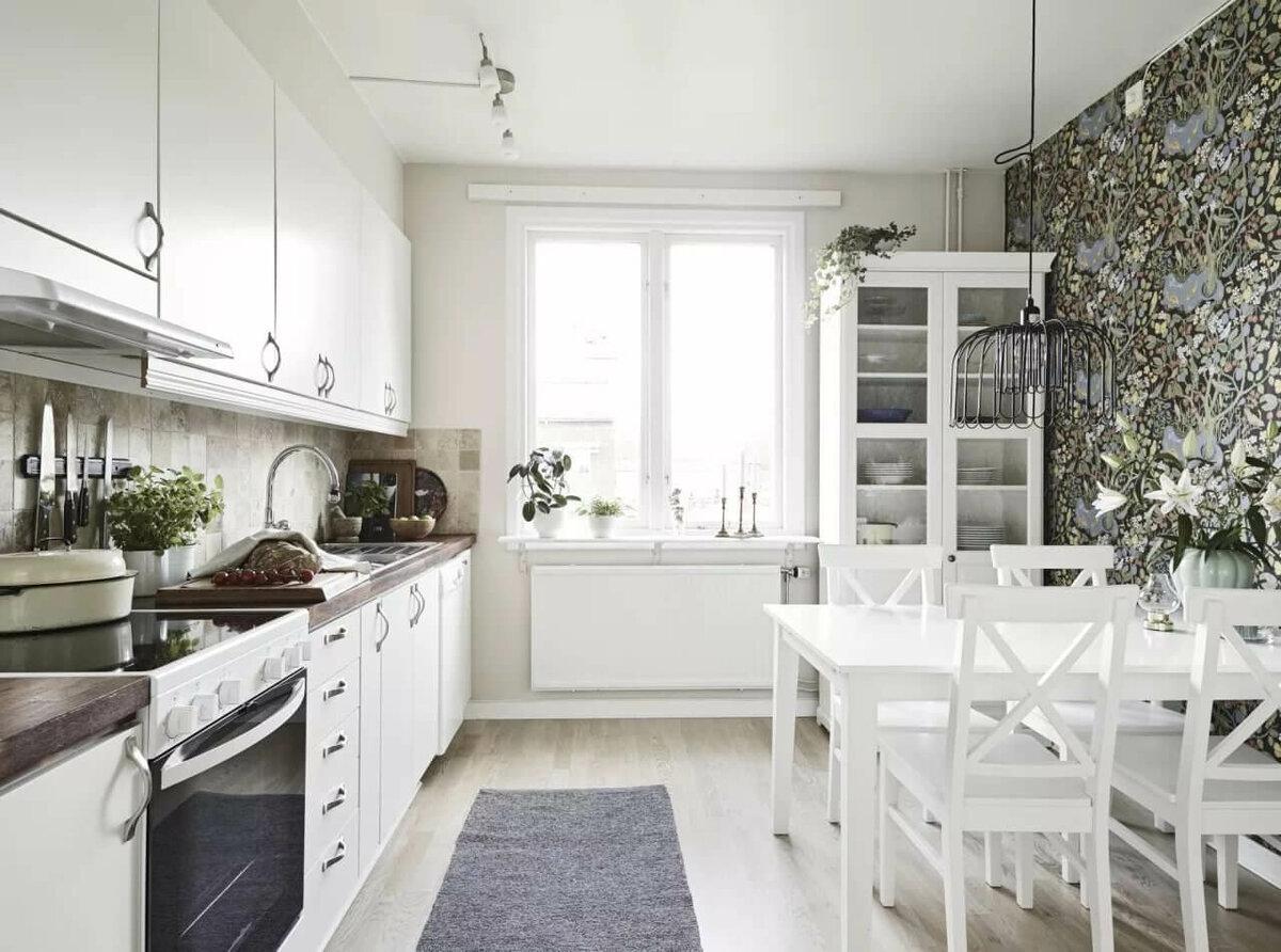 Кухня в скандинавском стиле от а до я