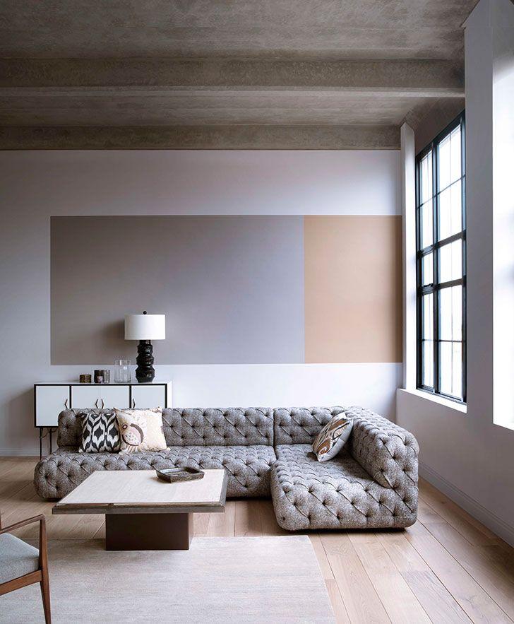 Гостиная в стиле минимализм: советы по дизайну, фото в интерьере