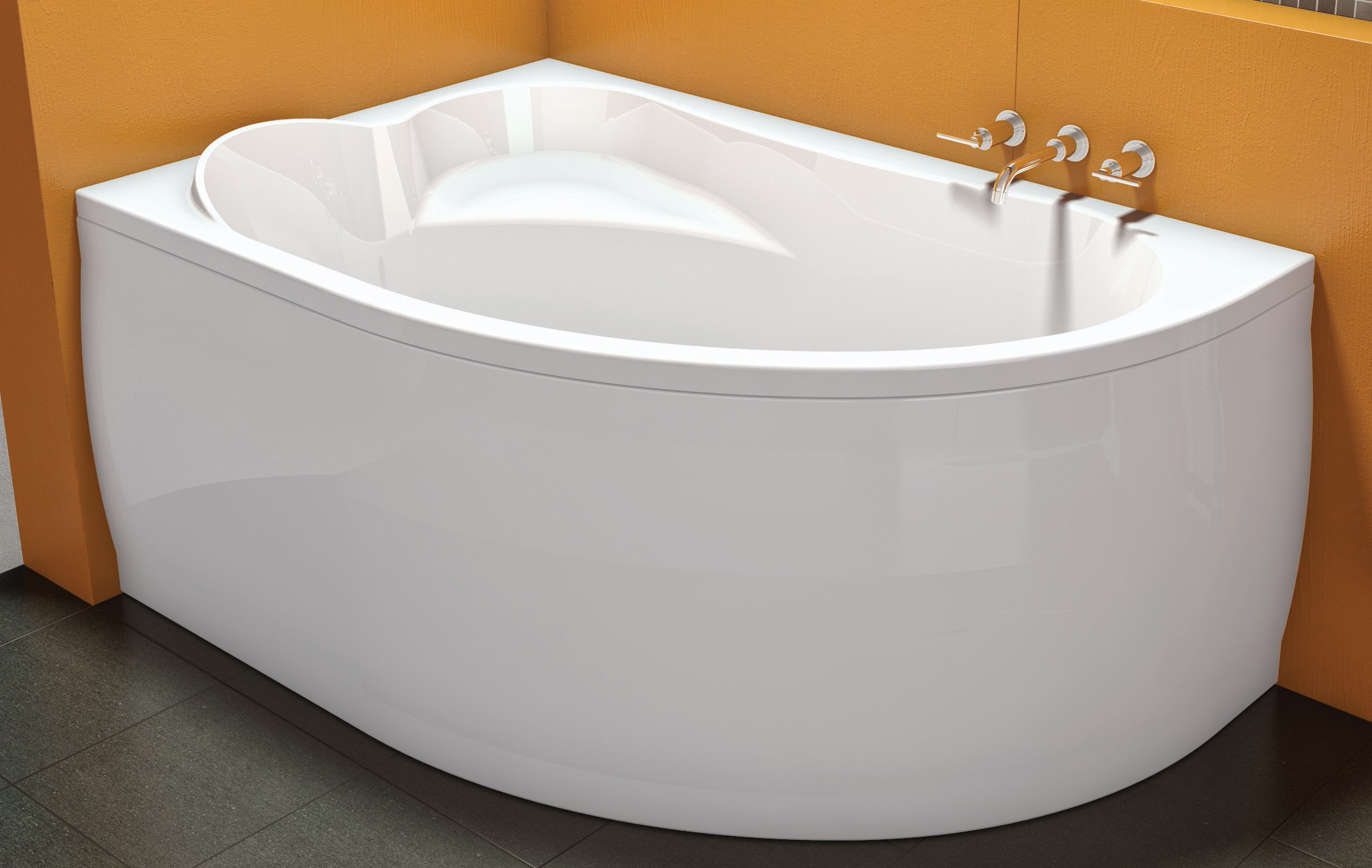 Отзывы покупателей об акриловой ванне и рейтинг производителей