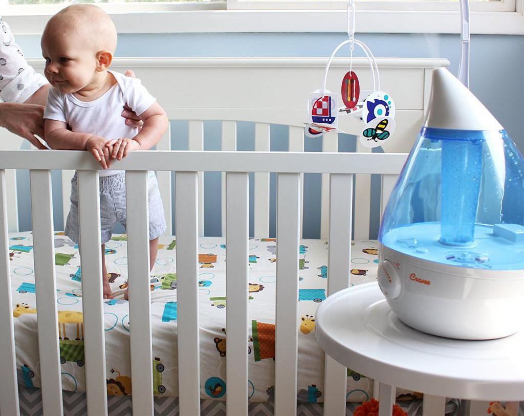 Увлажнитель воздуха для детей: какой лучше выбрать, отзывы
