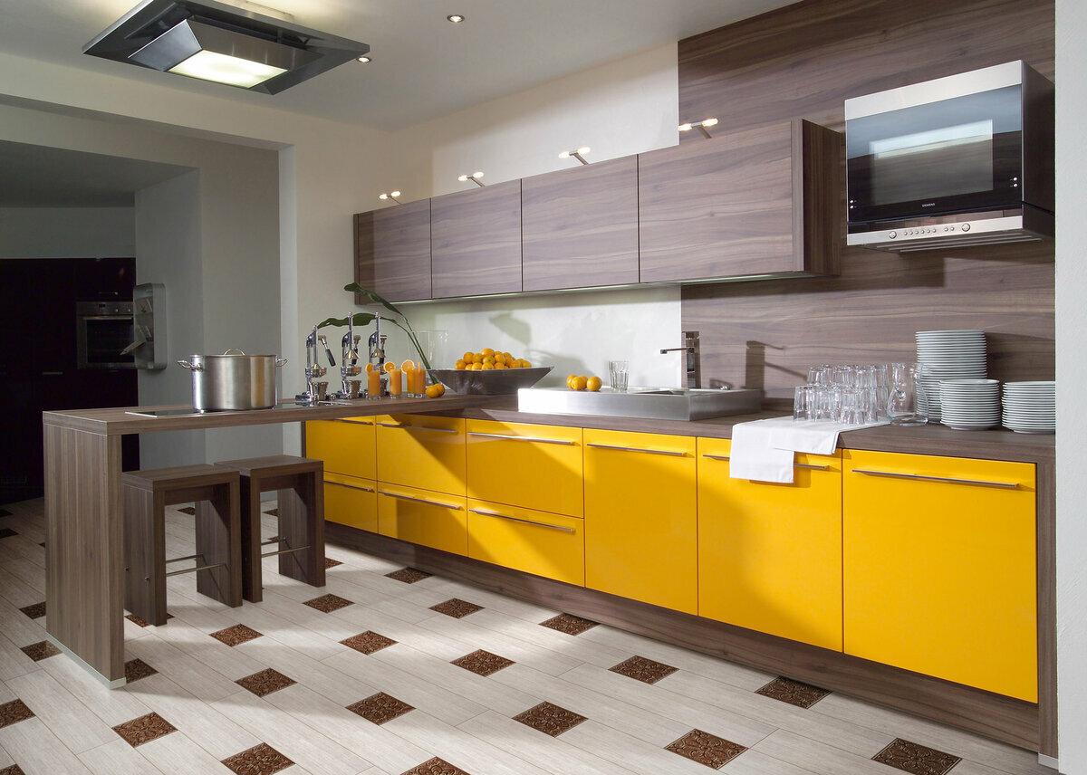 Дизайн бежевой кухни: фото идеи стилей, сочетаний