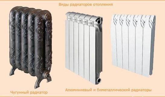 Сравниваем, какой радиатор лучше: алюминиевый или биметаллический?