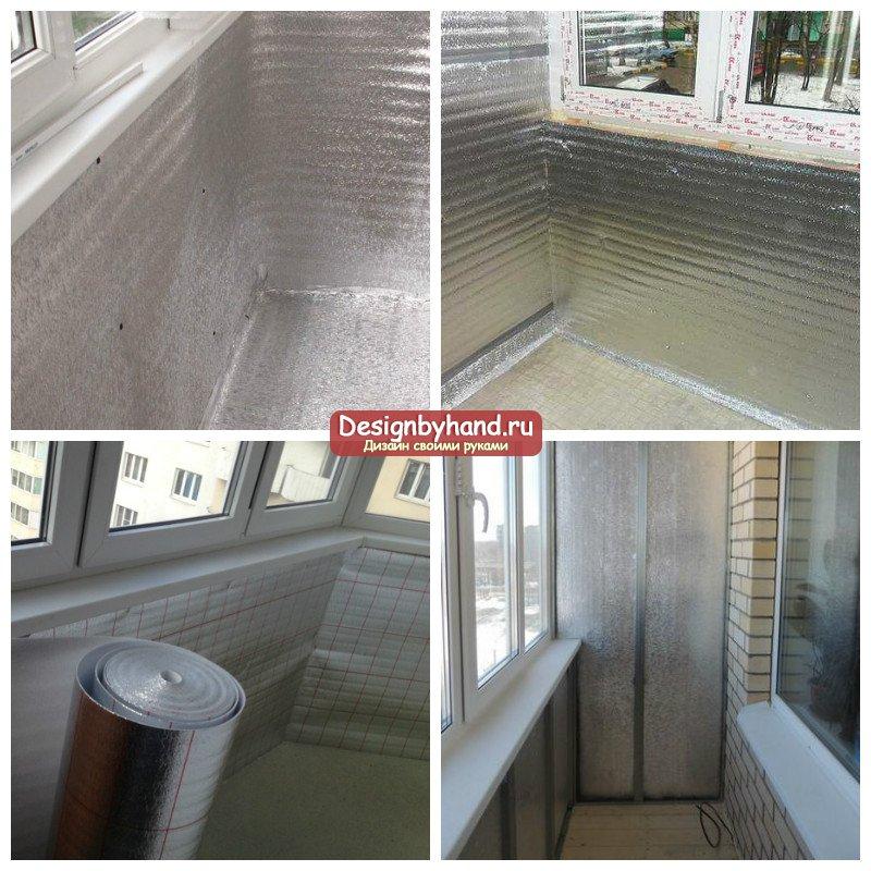 Из холодного склада в дополнительную комнату: как утеплить балкон