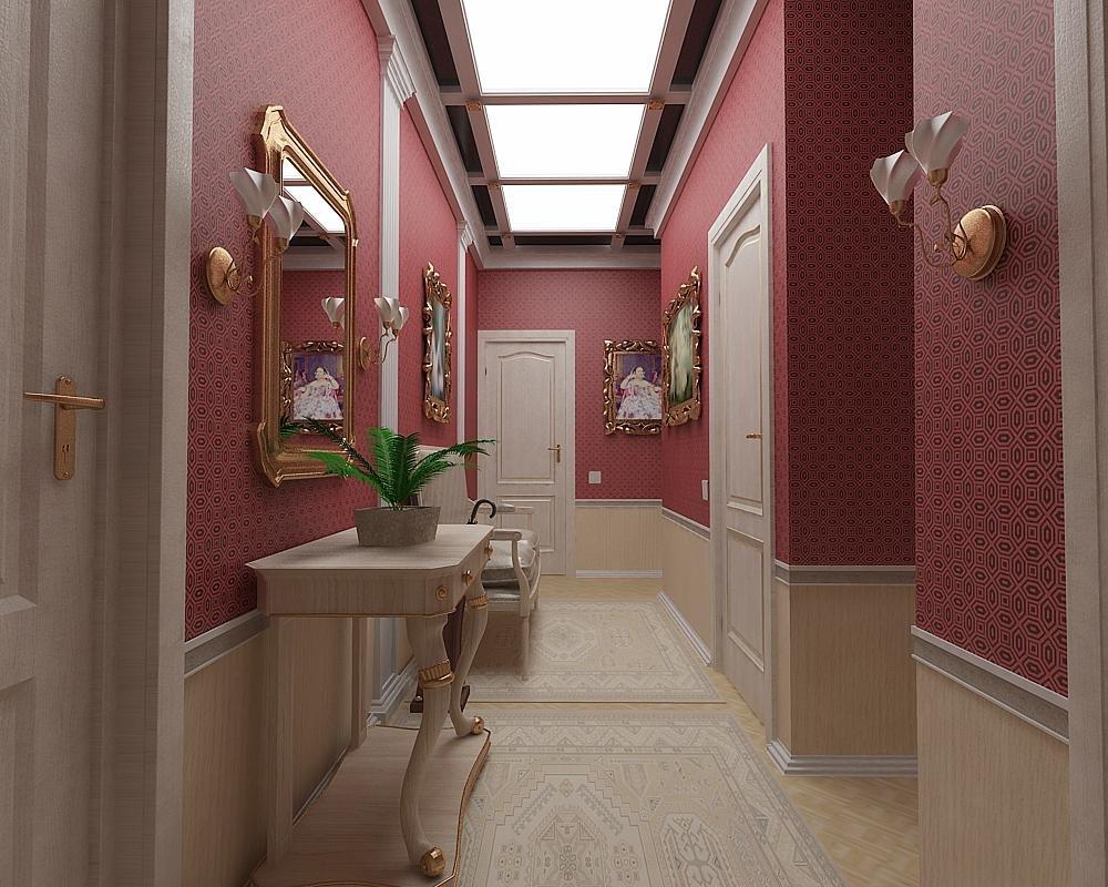 Выбор обоев для прихожей и коридора (67 фото): дизайн обоев в квартире, какие подойдут и как выбрать, модные идеи 2020