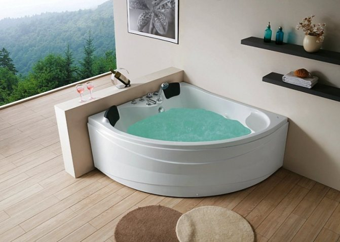 Рейтинг производителей акриловых ванн: топ 10