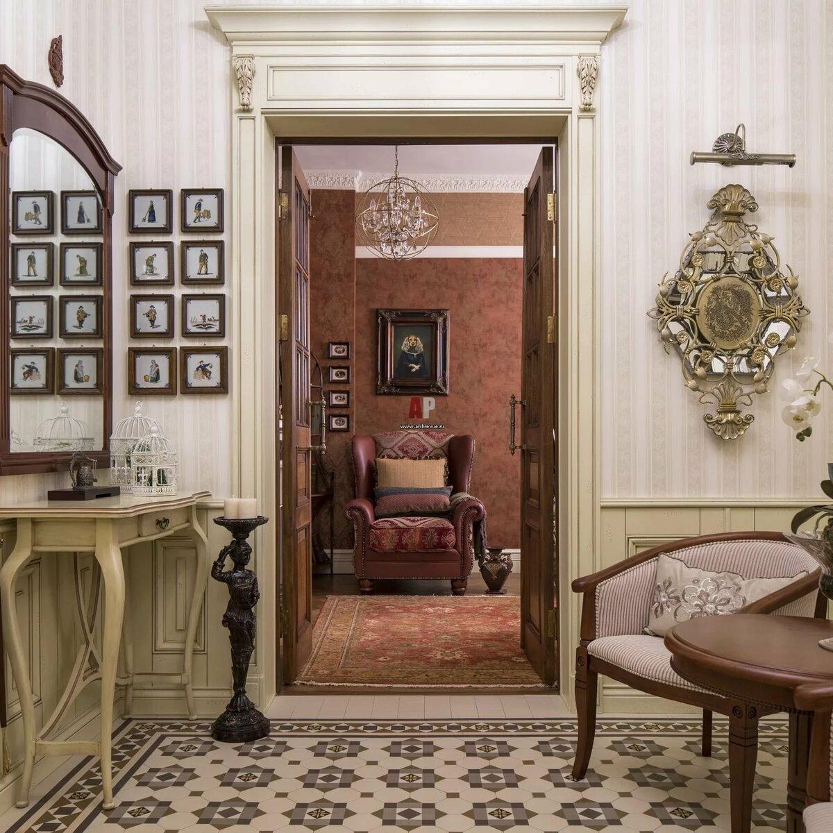 Английский стиль в интерьере: 75 фото идей оформления квартиры