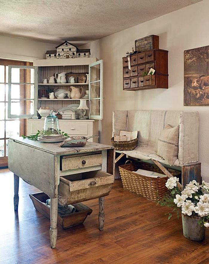 Спальня в стиле шебби-шик (48 фото): интерьер комнаты своими руками