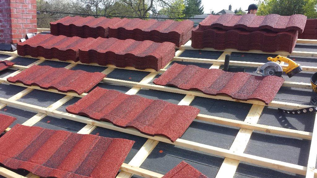 Виды кровельных материалов для крыши: названия покрытий, фото