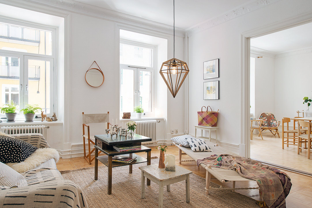 Скандинавский стиль в интерьере загородного дома (100+ фото): комфорт, который превыше всего