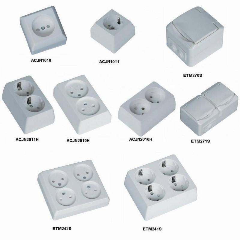 Электрические розетки. виды, устройство, ремонт и установка