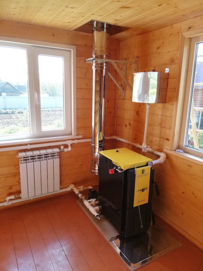 Схема обвязки газового котла отопления — общие принципы и рекомендации