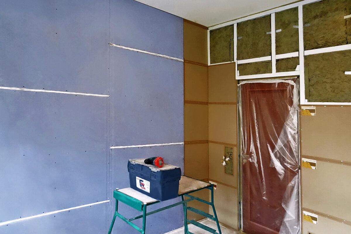 Шумоизоляция стен в квартире своими руками: качественно и дешево