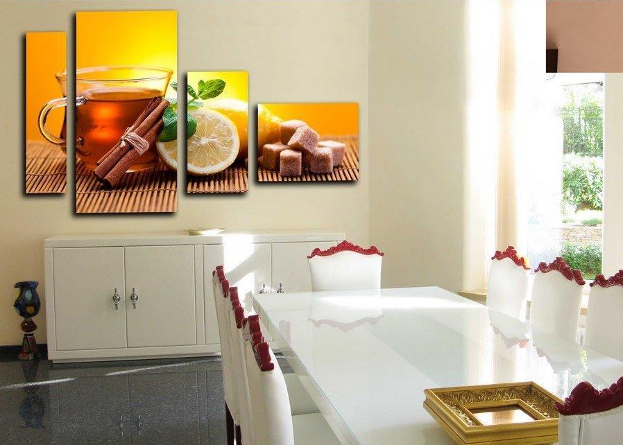 Модульные картины в интерьере: креативный декор для вашего дома