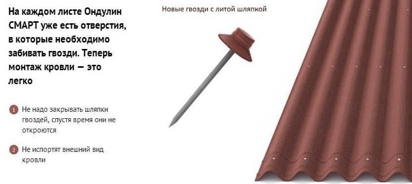 Ондулиновое покрытие крыши: плюсы и минусы