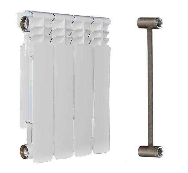 Биметаллические радиаторы — два в одном