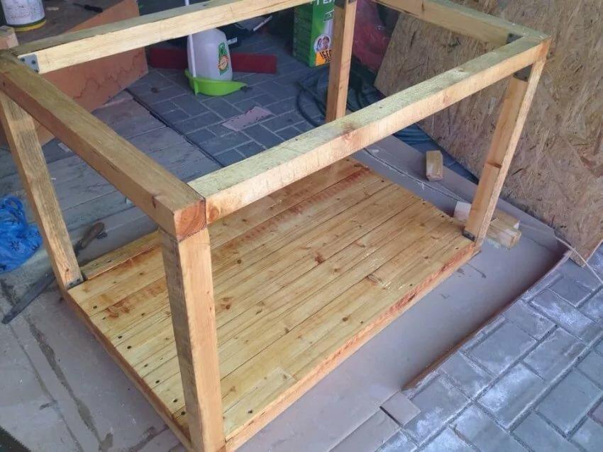 Отдельное жильё — будка для собаки своими руками: чертежи и размеры, как построить теплое жилище