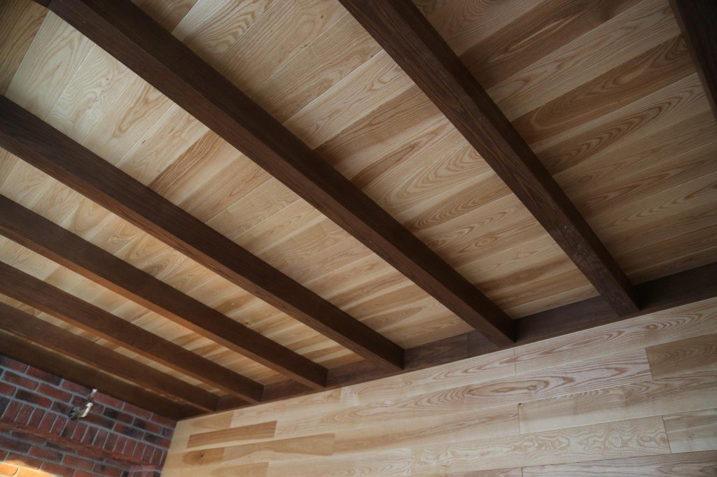 Потолки в частном доме: выбор материала и варианты отделки