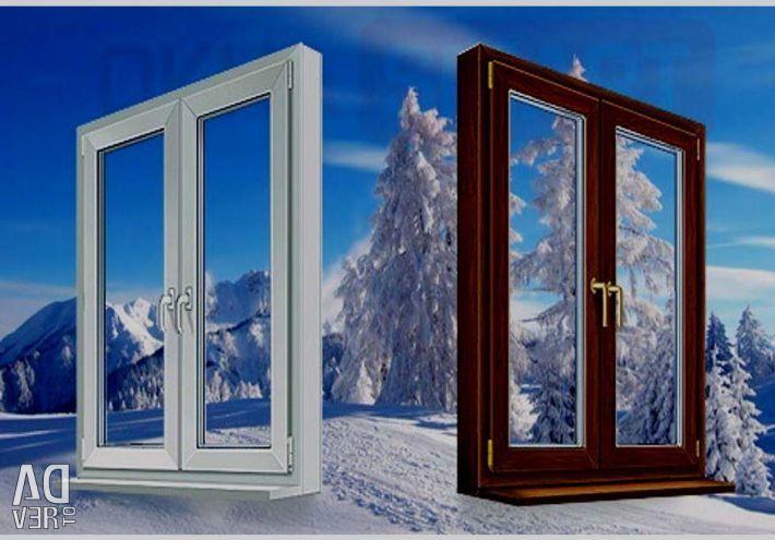 Какие окна выбрать деревянные или пластиковые?