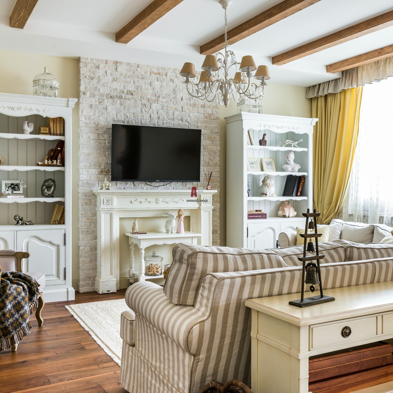 Гостиная в стиле кантри: топ-100 фото эксклюзивного дизайна. обзор лучших дизайнерских решений по сочетанию цвета и стиля в интерьере