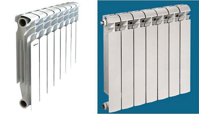 Биметаллические радиаторы отопления — расчет необходимого количества секций