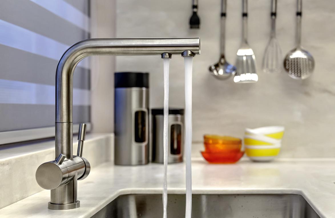 15 лучших кухонных смесителей