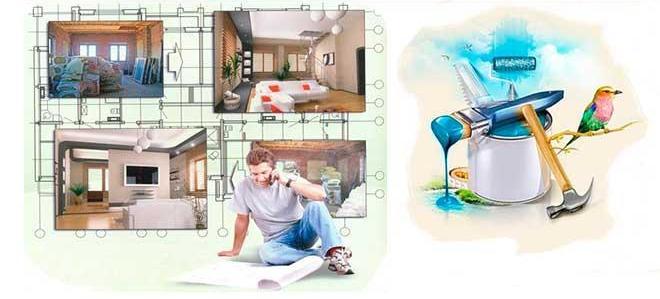 Как делать ремонт в квартире: последовательность | ремонтсами! | информационный портал
