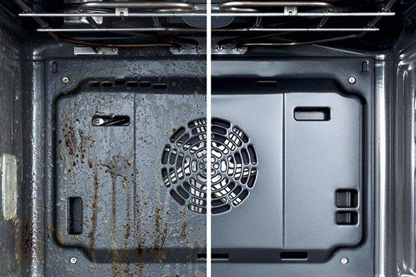 Гидролизная очистка духовки: что это такое, плюсы и минусы