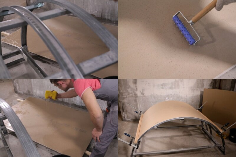 Каркас из профиля под гипсокартон: как крепить к стене, монтаж обрешетки и металлопрофиля для гкл