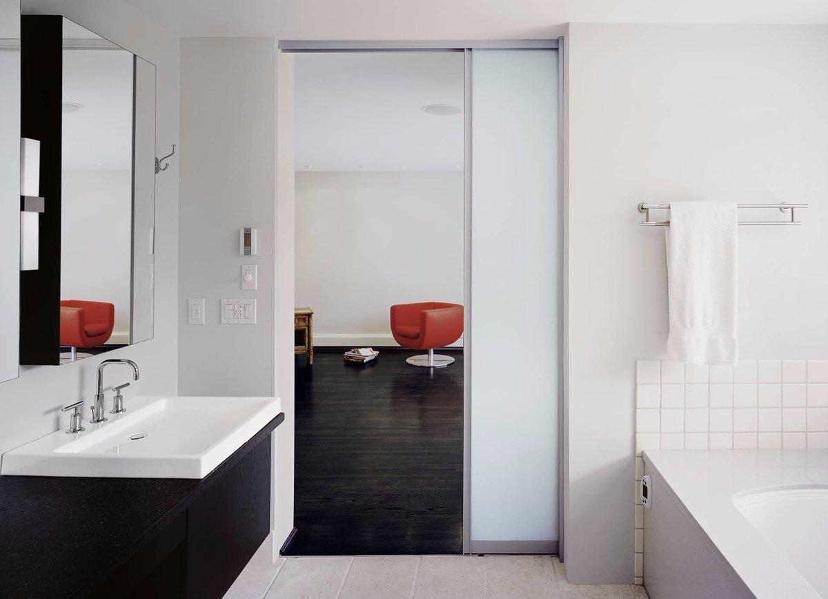 Двери для ванной комнаты: какие лучше выбрать | ремонт и дизайн ванной комнаты