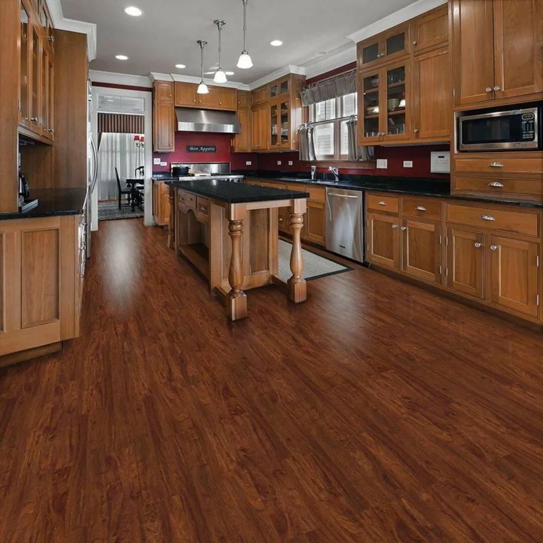 Линолеум в доме: как выбрать покрытие для кухни, спальни, прихожей и детской