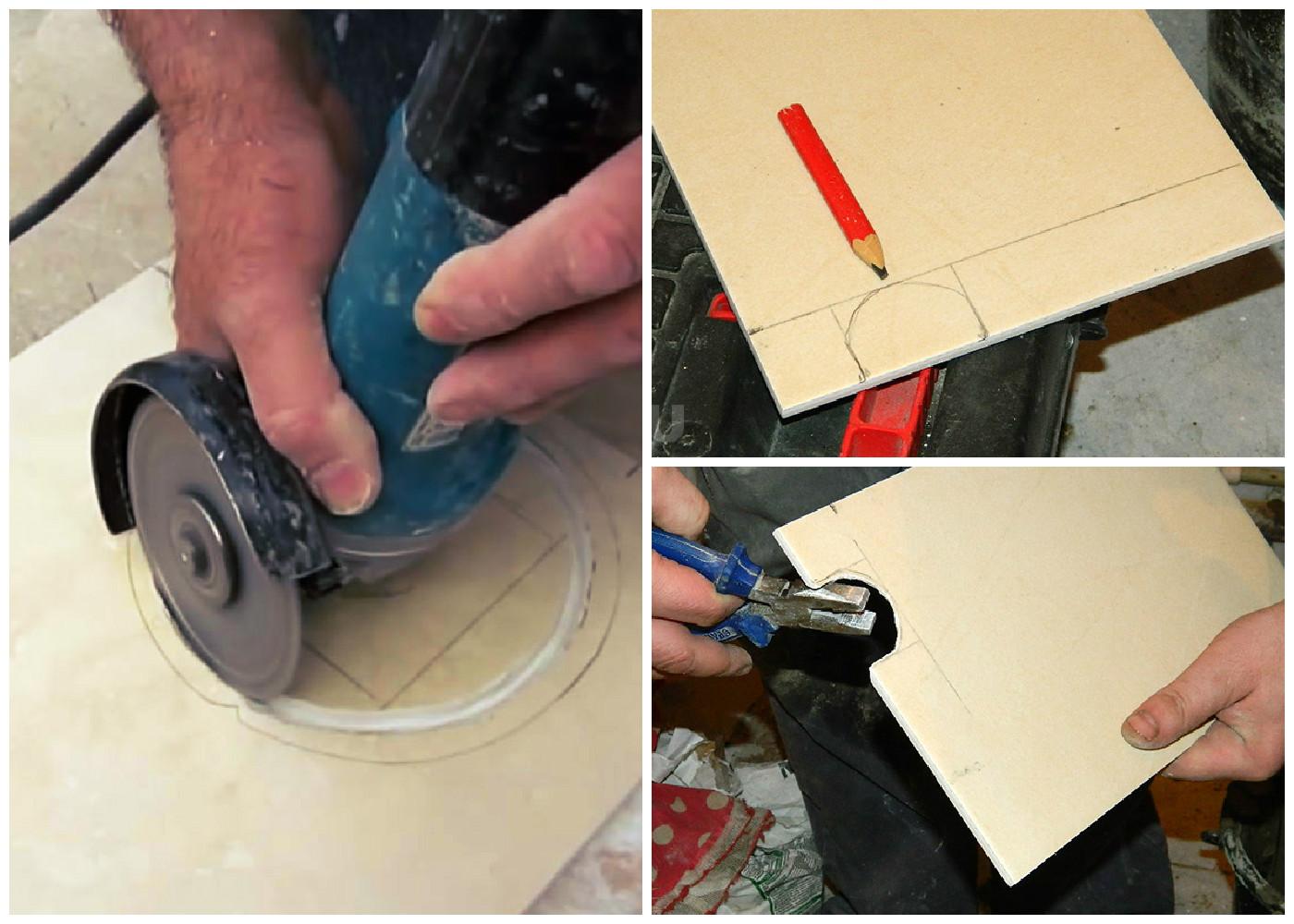 Как и чем правильно резать гипсокартон? (видео)