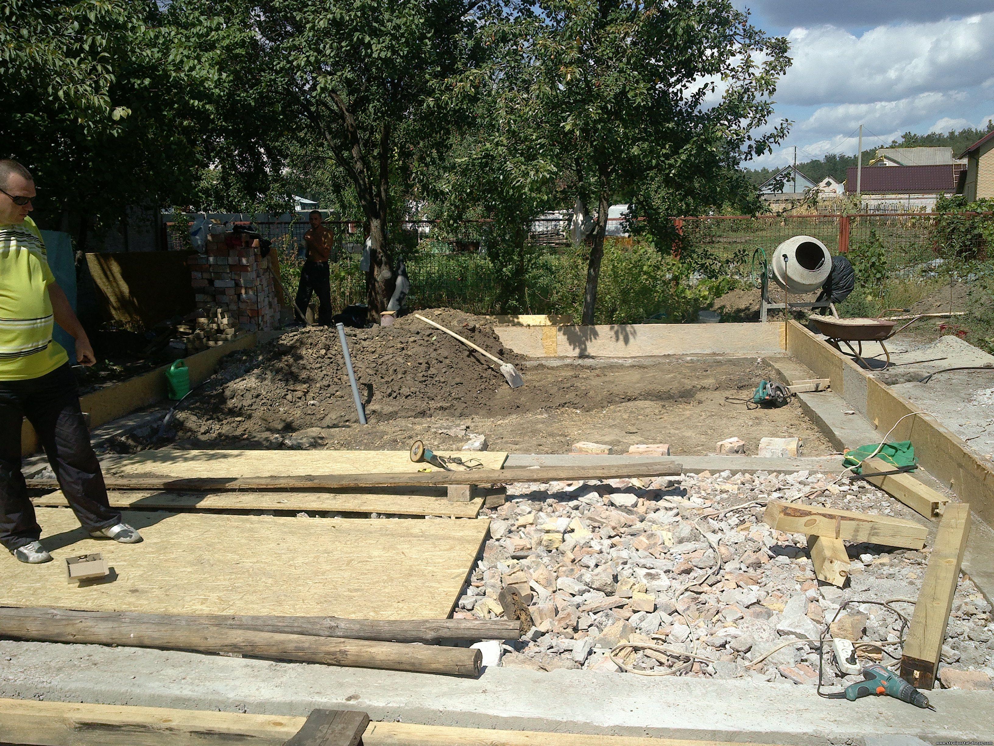 Порядок и этапы строительства частного загородного дома, коттеджа