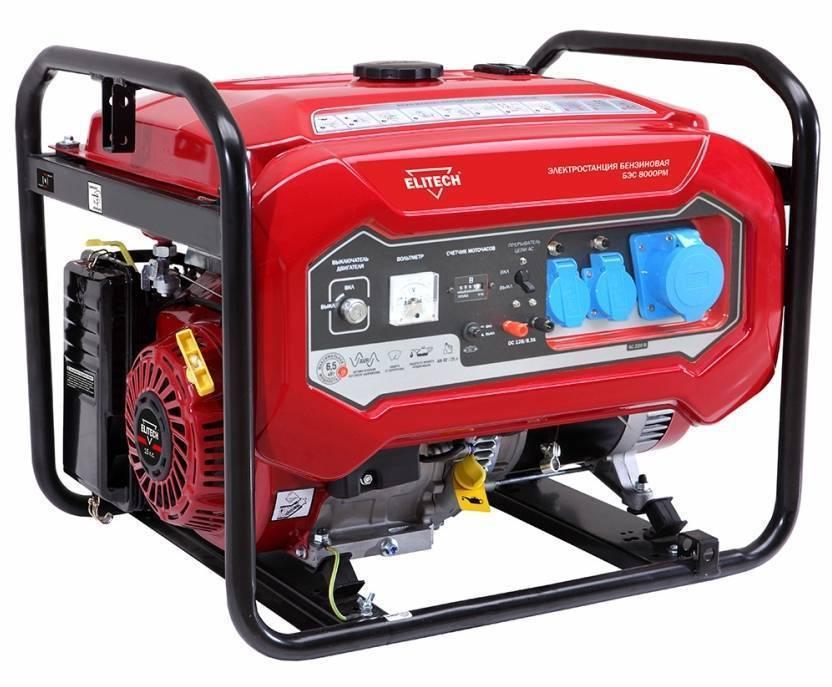 Бензиновый генератор: какой лучше выбрать? значимые критерии и на что обратить внимание