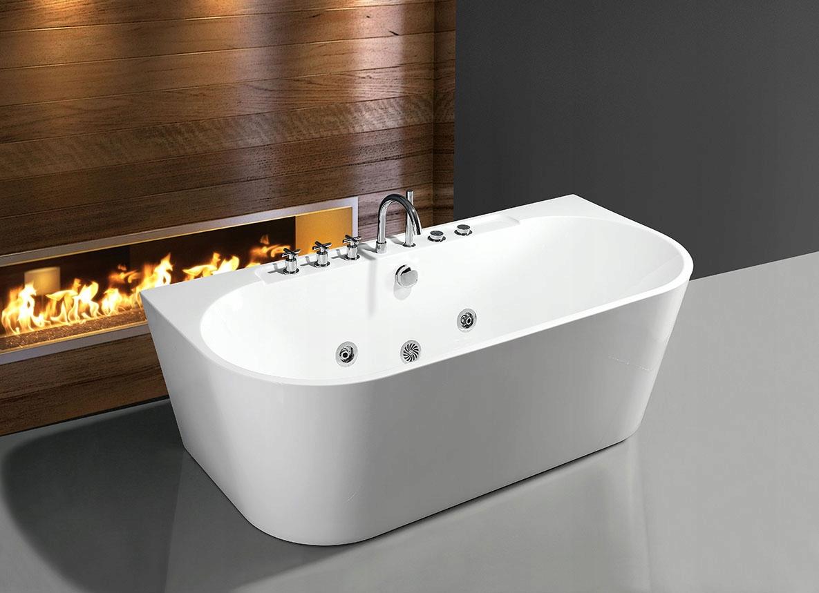 13 лучших акриловых ванн