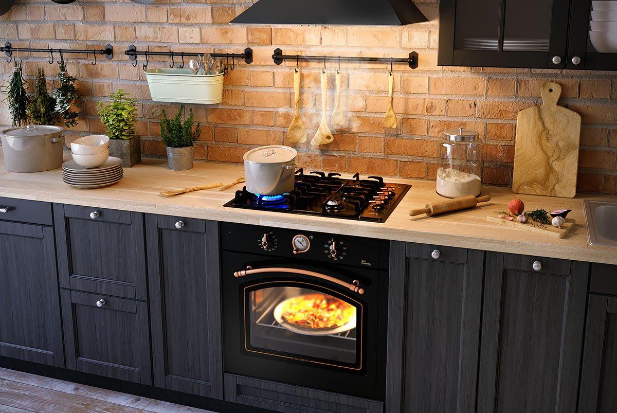 Какая духовка лучше газовая или электрическая: минусы и плюсы