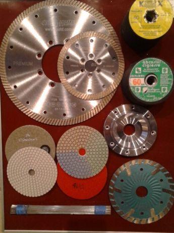 Виды шлифовальных кругов на болгарку и их применение
