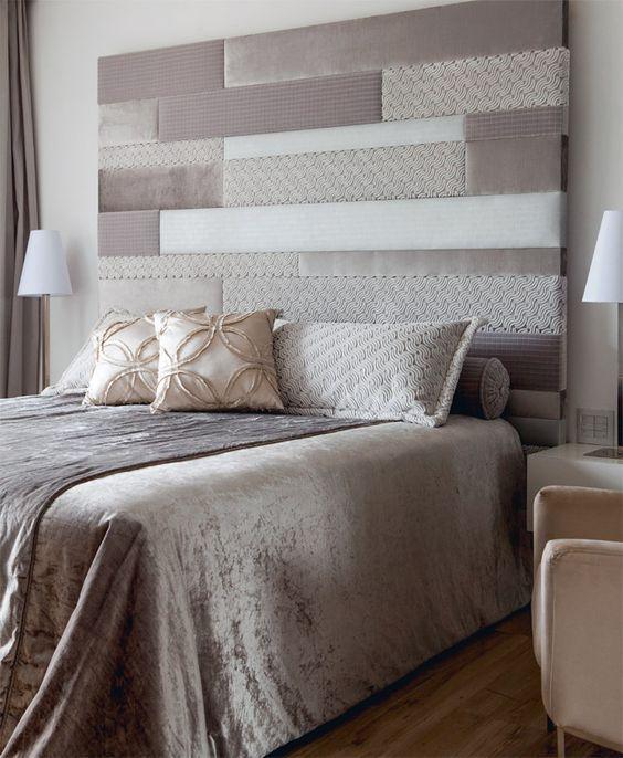 Изголовья для кровати: мягкое, деревянное и др.