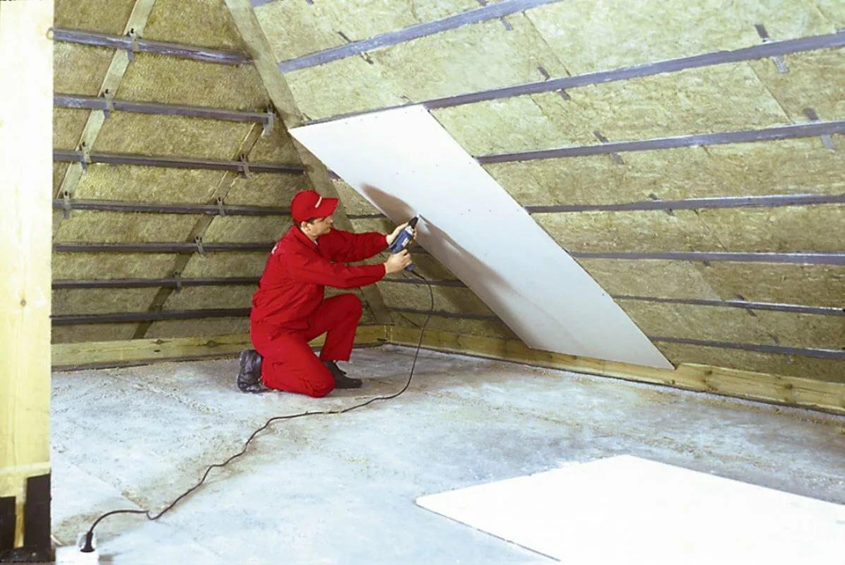 Полезные советы по утеплению крыши