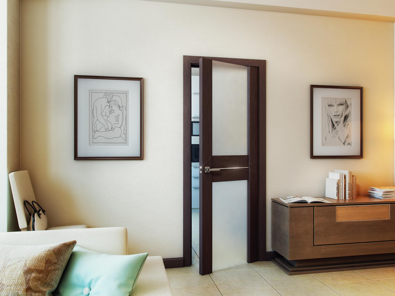 Межкомнатные двери в интерьере - как подобрать вид и цвет дверей для определенного интерьера