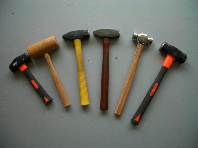 Виды молотков и их применение. ручные молотки — конструкция, виды, применение и особенности правильного выбора элементы молотка