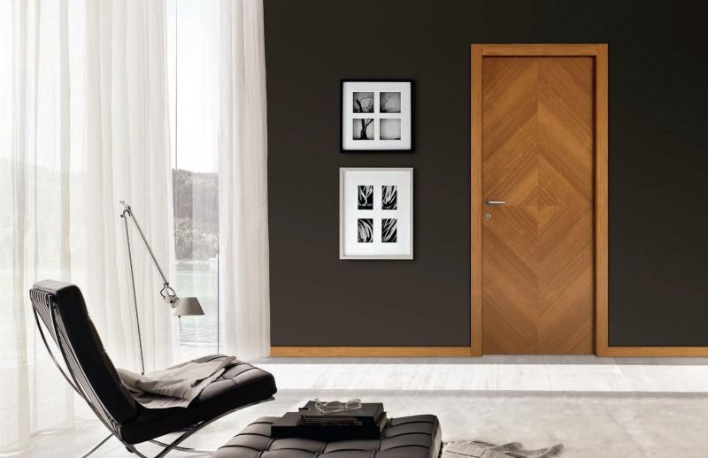 Светлые двери в интерьере: разнообразие моделей, материалов и фактур