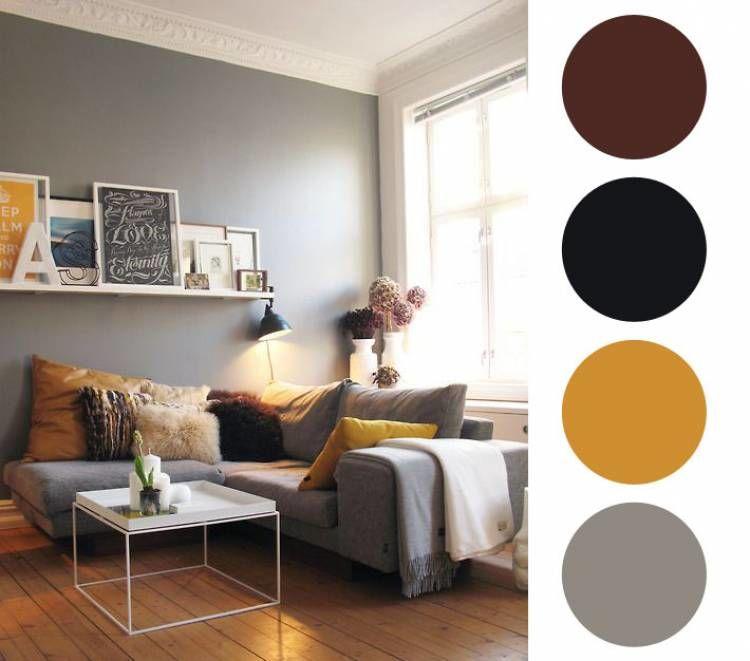 Серый цвет в интерьере: психология, сочетания, оттенки, стили, идеи оформления комнат