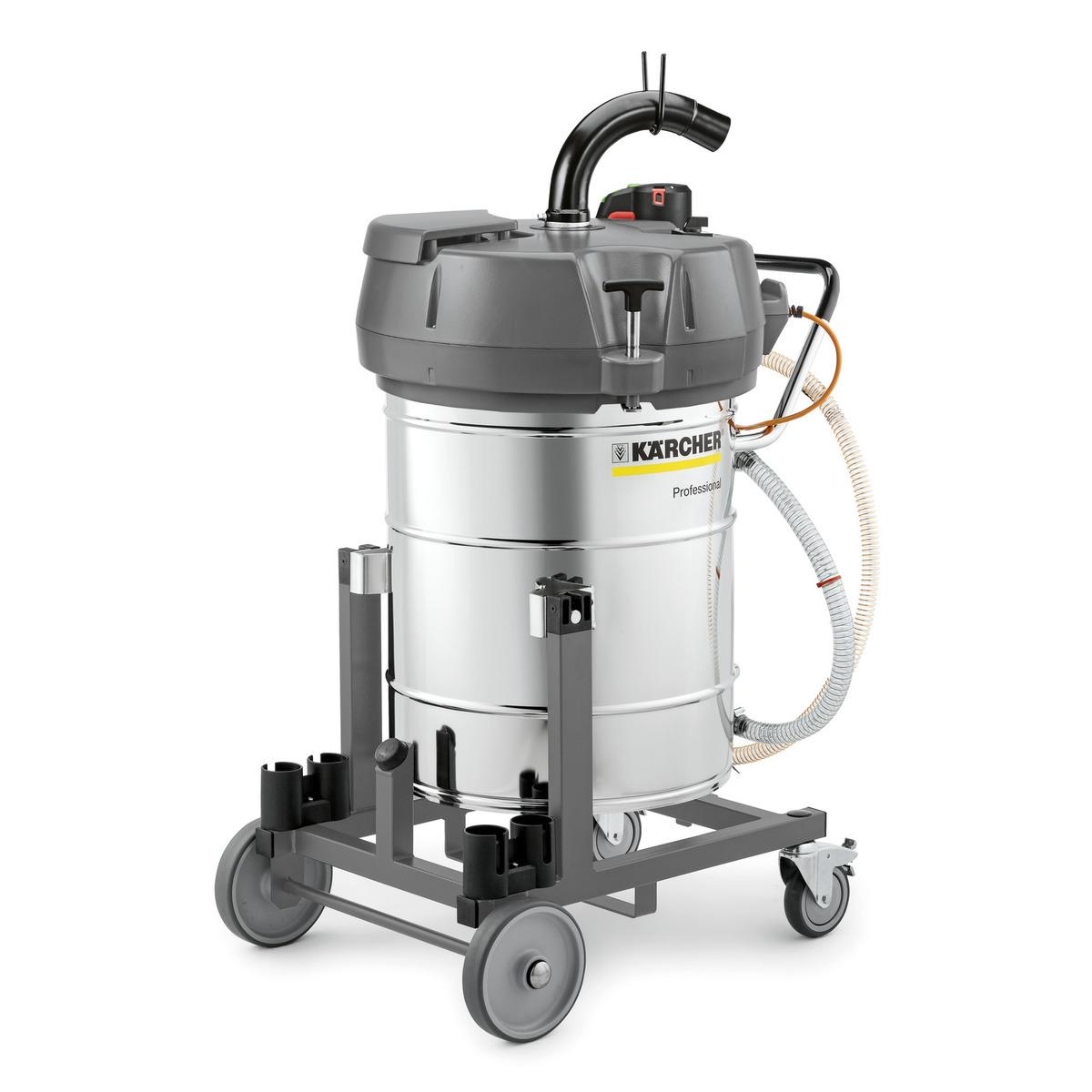 Вертикальный пылесос — удобный и практичный помощник