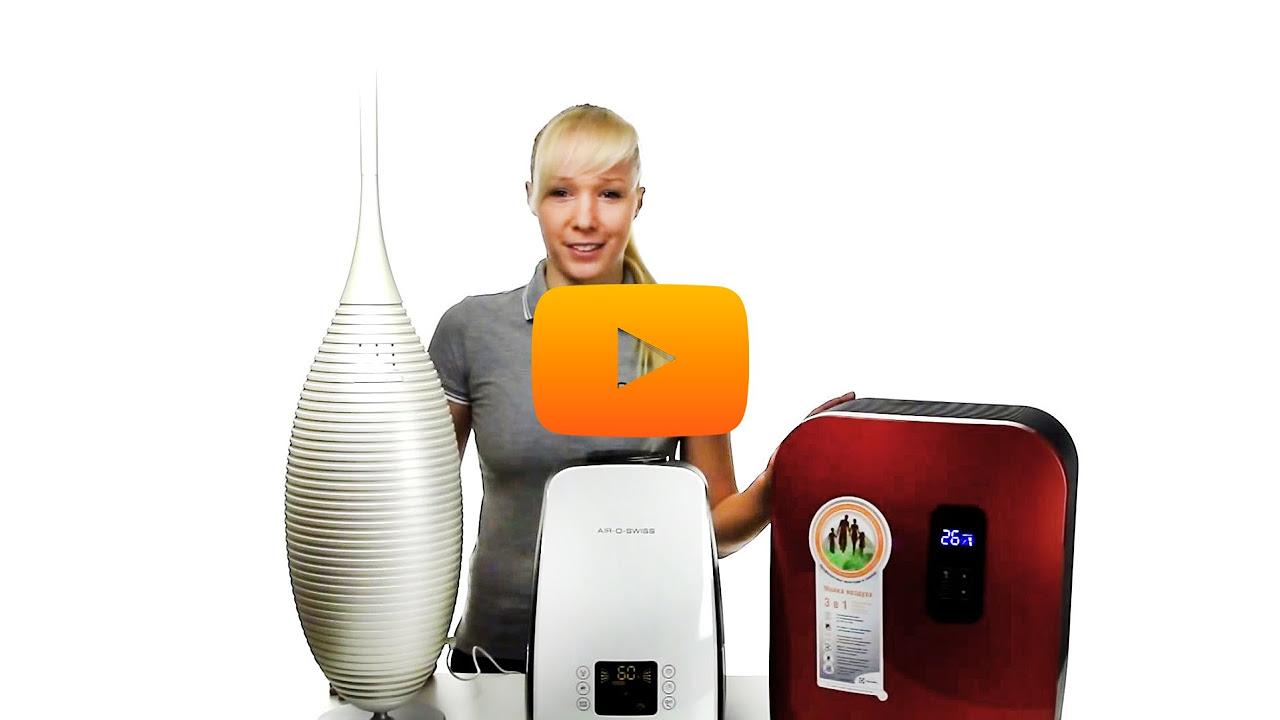 Рейтинг лучших увлажнителей воздуха для дома — актуальный обзор