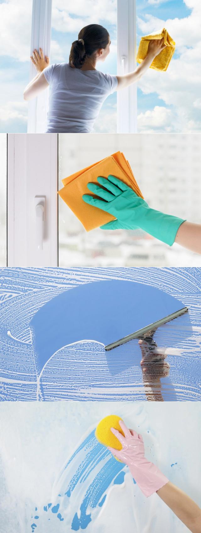 До блеска: как мыть окна, чтоб не оставалось разводов