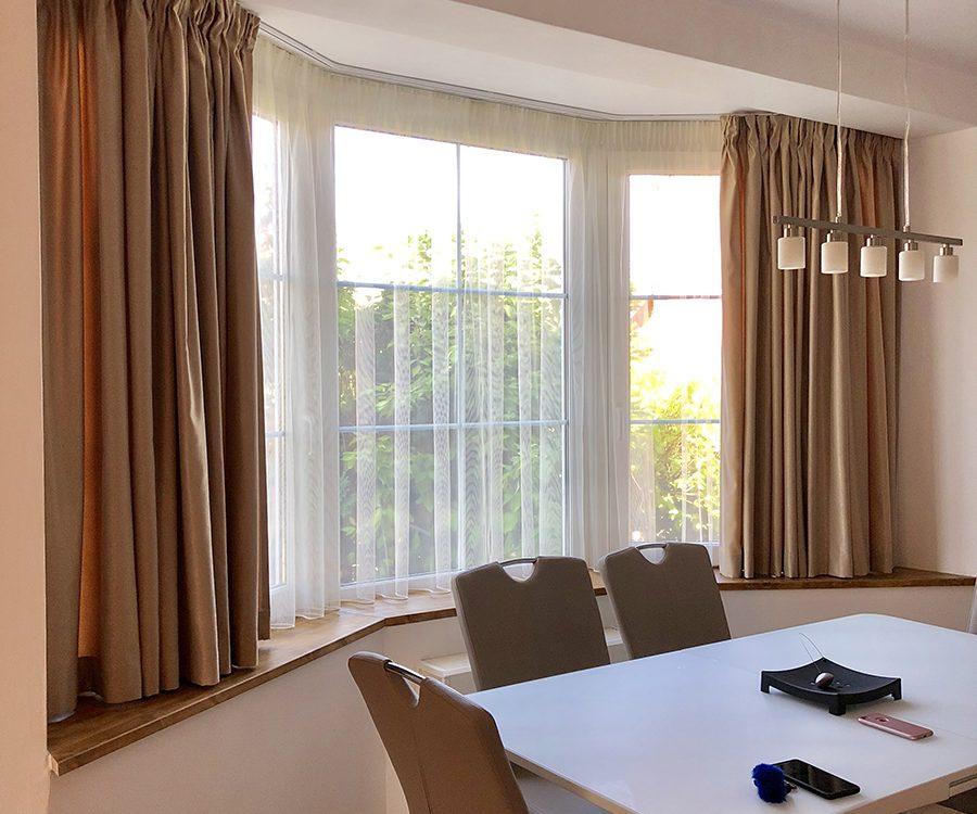 Шторы в зал: 120 фото реальных примеров оформления зальных комнат при помощи штор