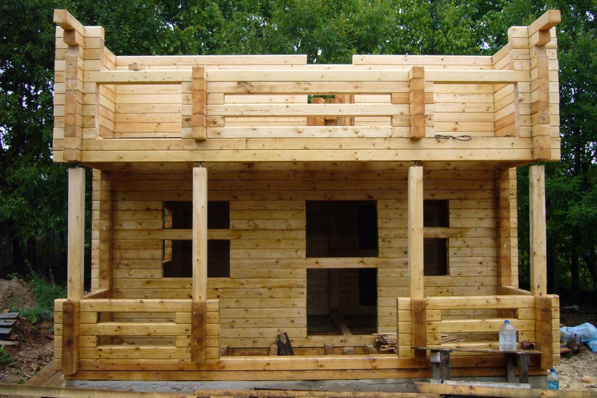 Какой брус выбрать для строительства дома: особенности выбора
