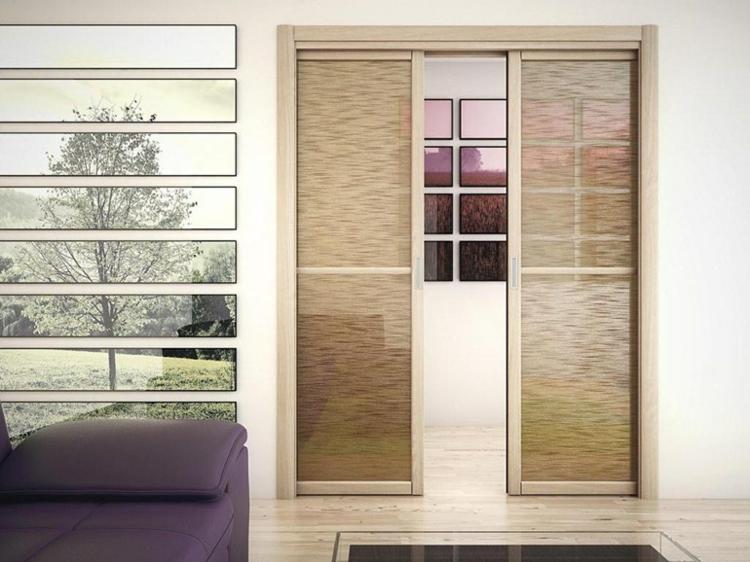 Как выбрать и установить раздвижные межкомнатные двери