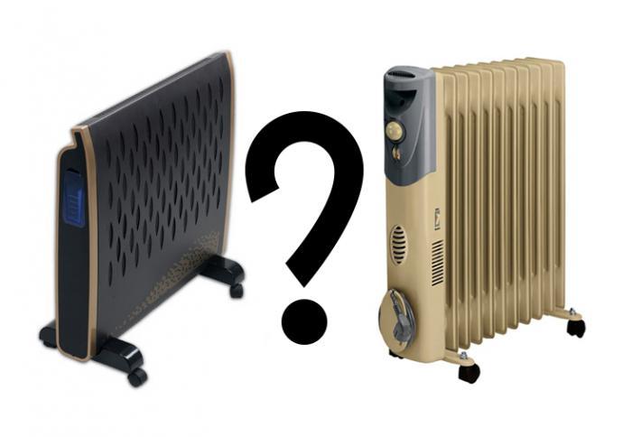 Сравнение обогревателей. масляные или конвекторные, какие лучше?