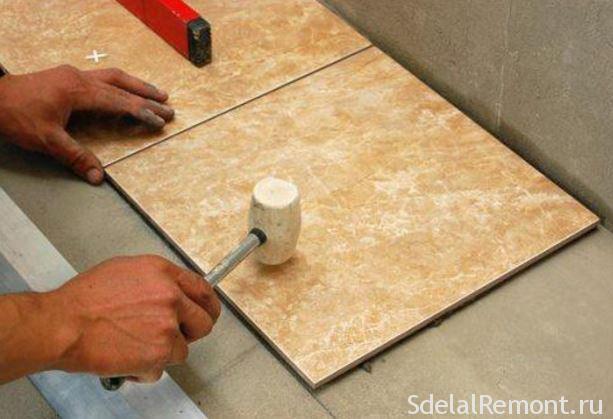 Чем похожа и чем отличается керамическая плитка от керамогранита